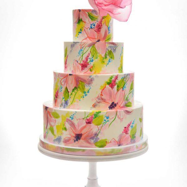 Torte i kolači - cvetna dekoracija