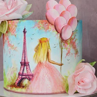 Rodjendanske torte-pariz