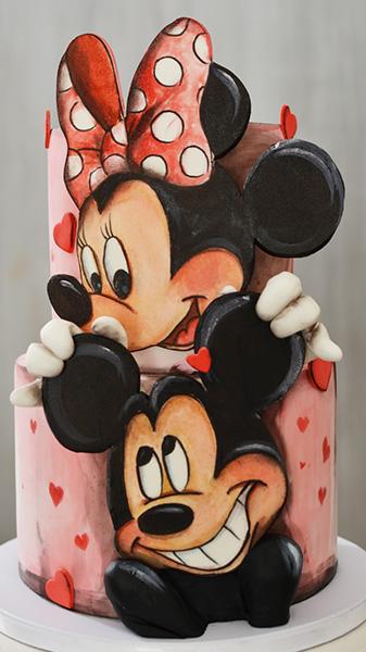 Decije torte-Miki i mini
