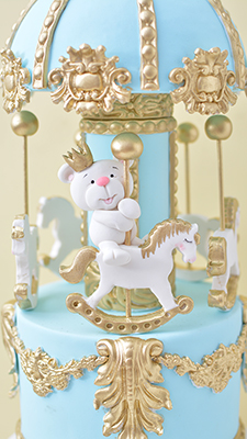 Decije torte-Karusel