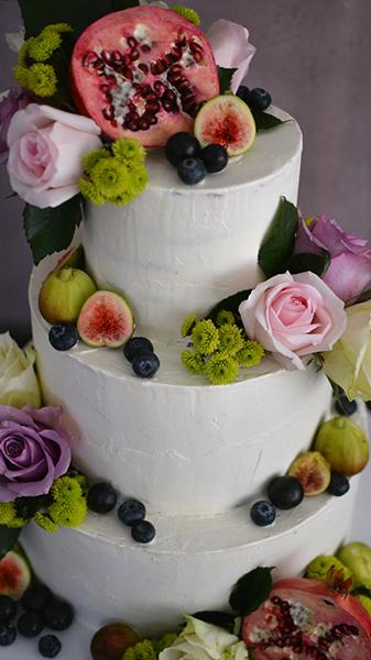 Svadbene torte, Gole torte, Naked cakes Beograd