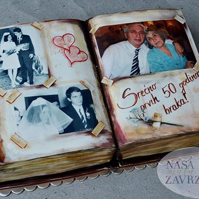 Godisnjica braka torta