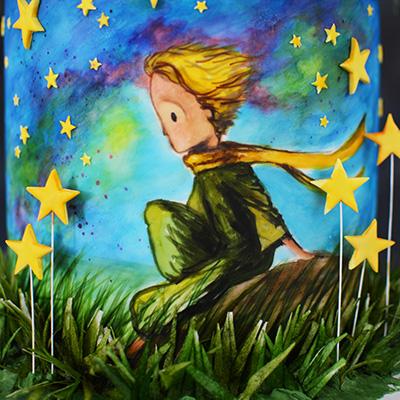 Decije torte-Mali princ