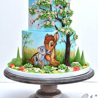 Decije torte Bambi i Tupko