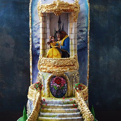 Decije torte Lepotica i zver