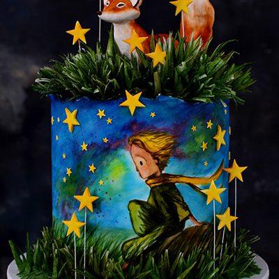 Decije torte Mali princ