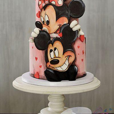 Decije torte Miki i Mini