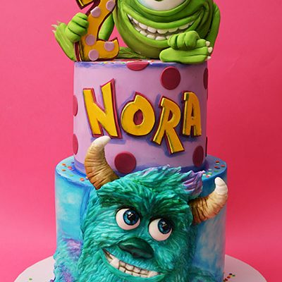Decije torte Monster INC