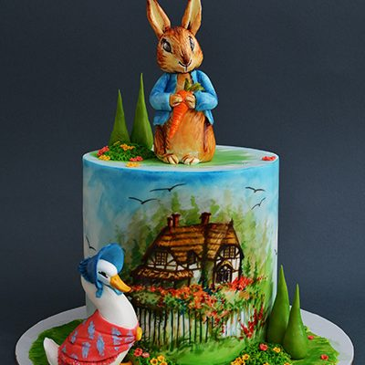 Decije torte Peter rabbit