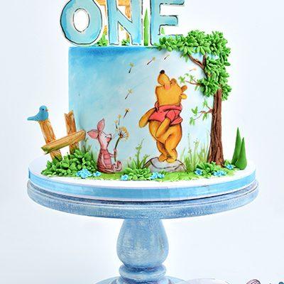 Decije torte Vini Pu