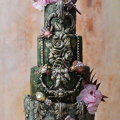 Rodjendanske torte Barok sa brosevima bubama