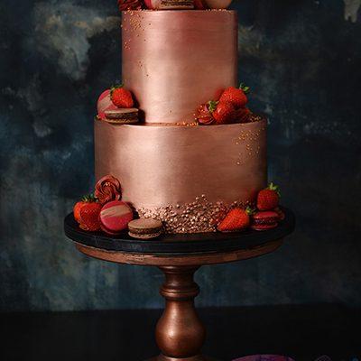 Rodjendanske torte Bronzana torta