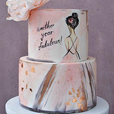 Rodjendanske torte Dama