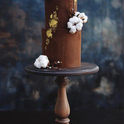 Rodjendanske torte Ganaz dekoracija sa pamukom