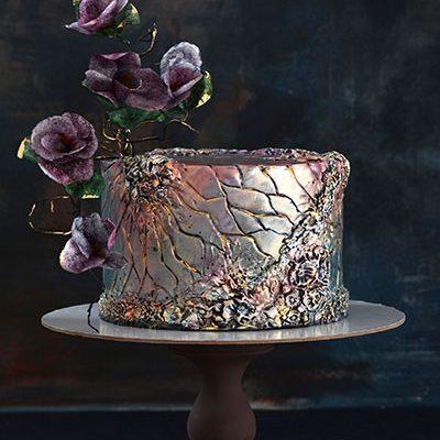 Rodjendanske torte Metalik efekat