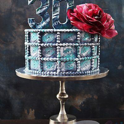 Rodjendanske torte Plavi Maroko